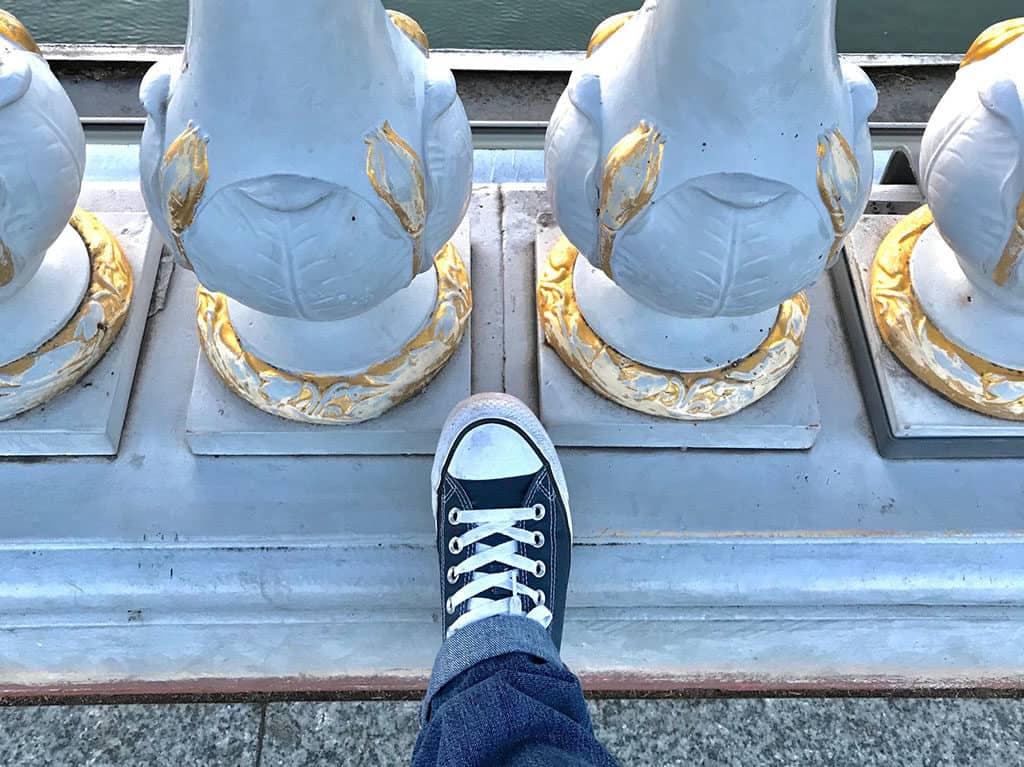 Paris Converse