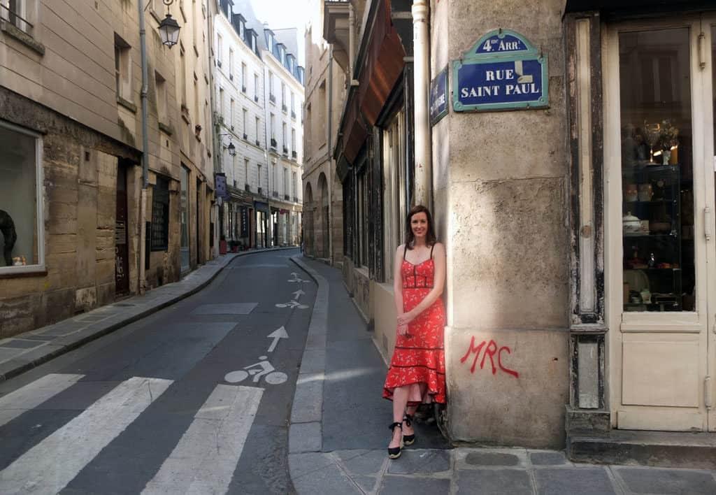 Paris Profiles – 4th Arrondissement with Charli_RueSaintPaul