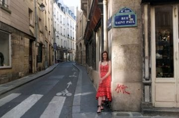 Paris Profiles – 4th Arrondissement with Charli_RueSaintPaul Hero