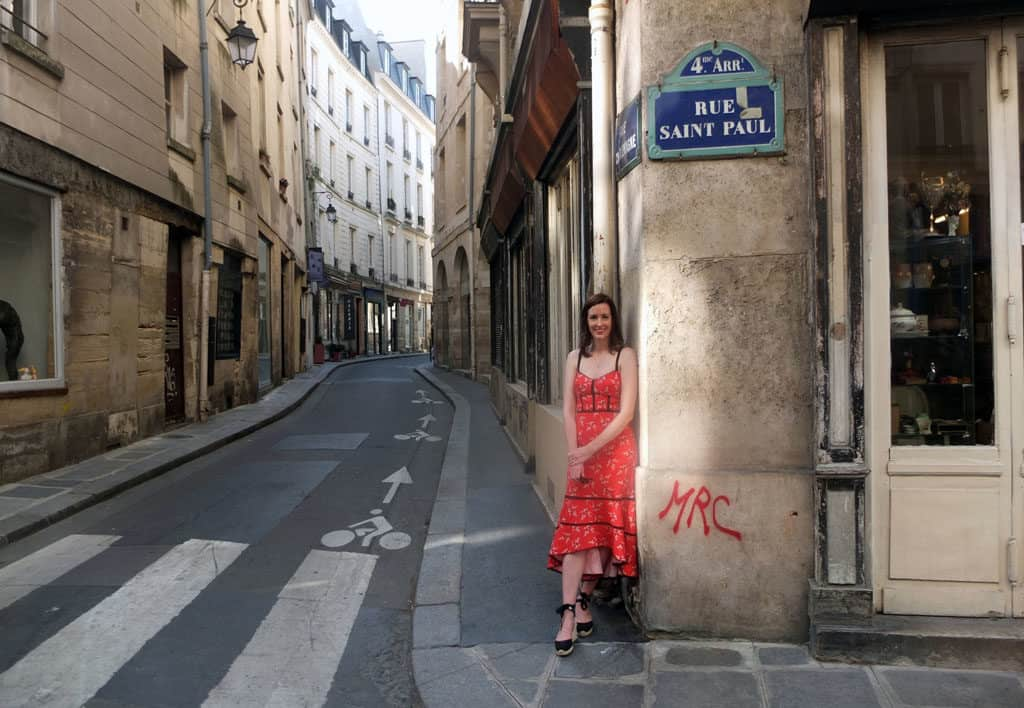 Paris Profiles – 4th Arrondissement with Charli_RueSaintPaul