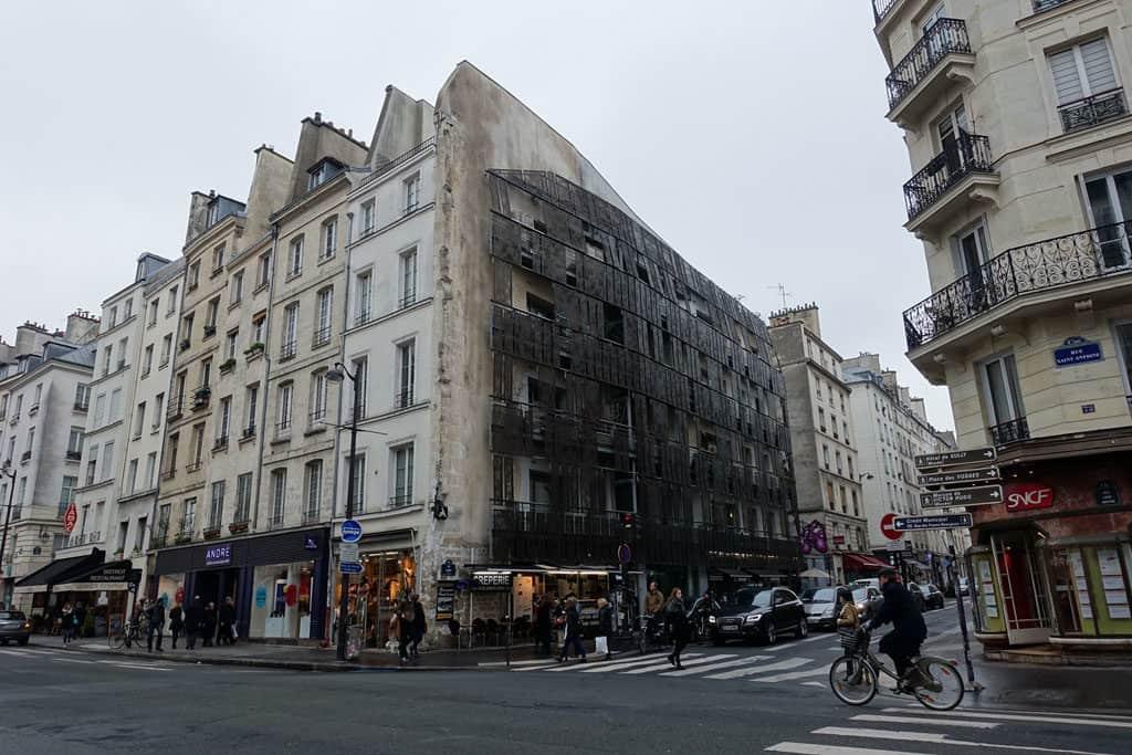 Rue Saint-Antoine Paris