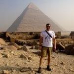 Traveler Tuesday – Michael of Around the World Guys Demmons_Pyramids