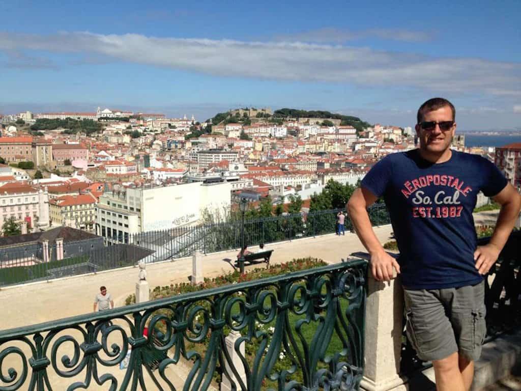 Traveler Tuesday – Michael of Around the World Guys_Demmons_Lisbon