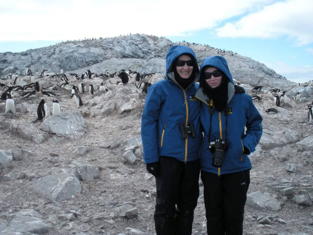 Traveler Tuesday - Matilda of The Travel Sisters_antarctica
