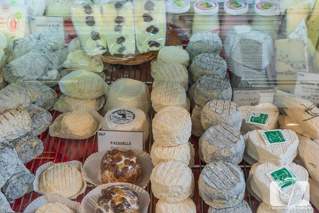 Paris-Rue Poncelet-Market-Cheese