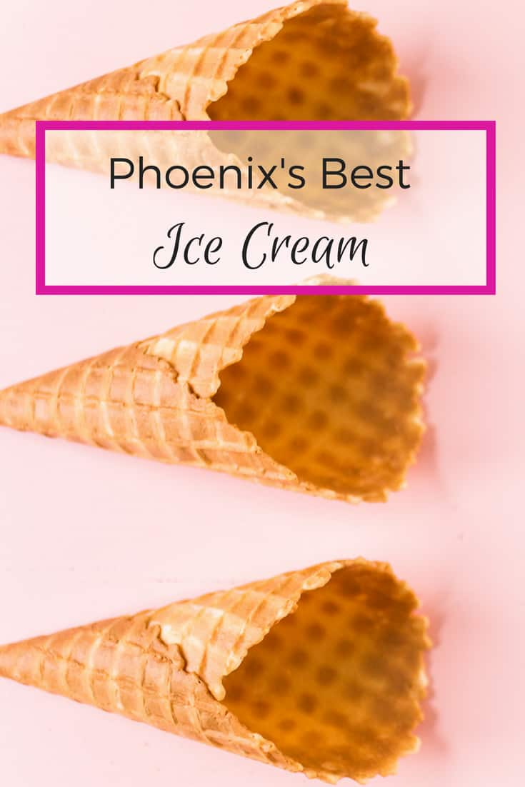 best ice cream Phoenix