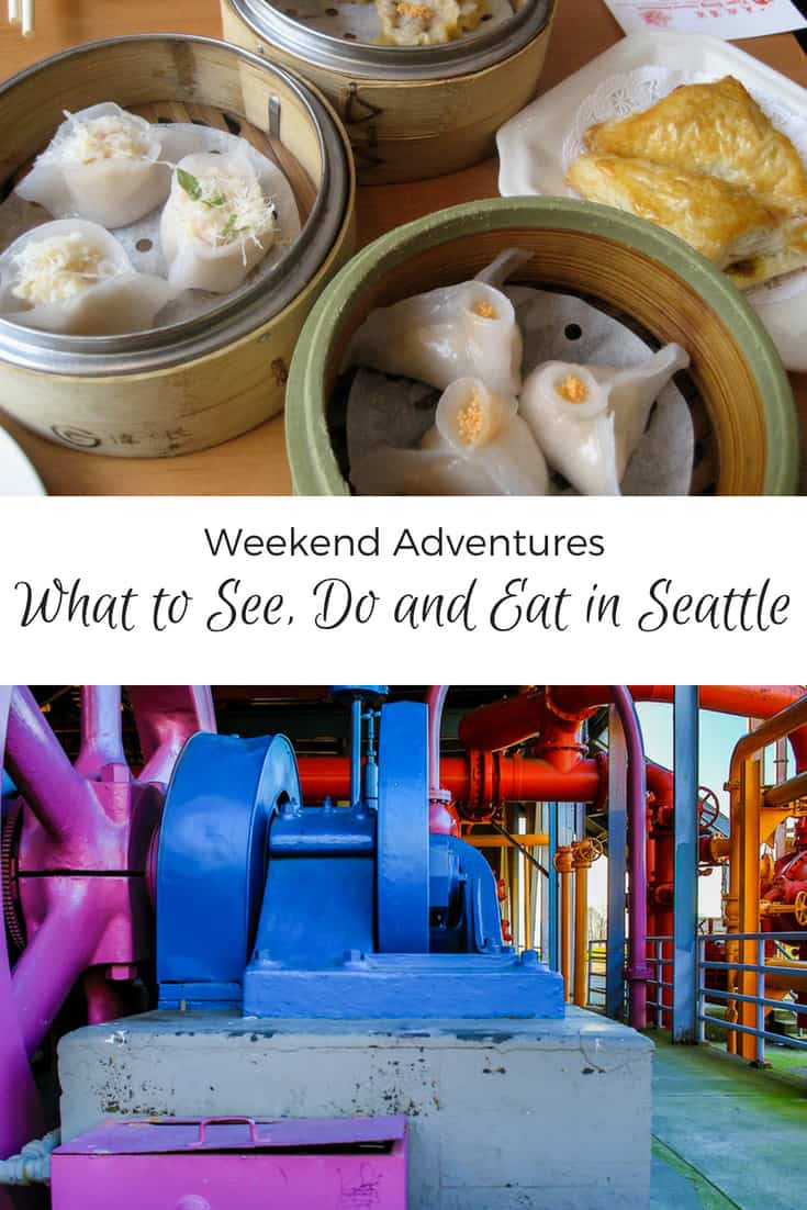 Seattle Weekend Adventures: What to See, Do and Eat in Seattle
