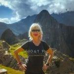 Traveler Tuesday - Linda On The Run South America hero