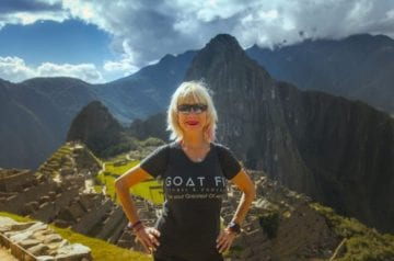 Traveler Tuesday - Linda On The Run South America hero