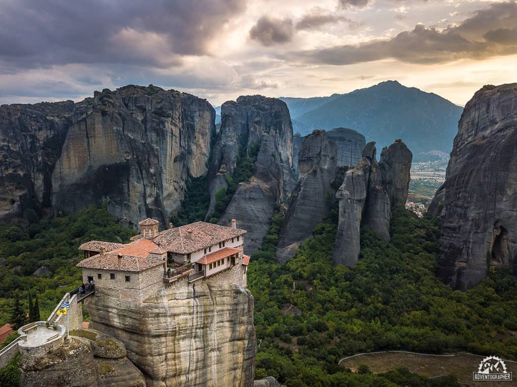 Traveler Tuesday - Patrick of Adventographer_Visiting-Meteora-Greece