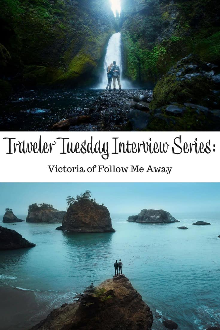 Traveler Tuesday Travel Blogger Interview with Victoria of Follow Me Away