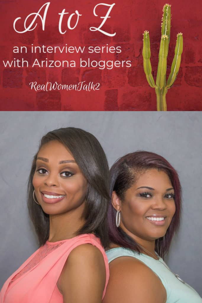 A to Z – Teena & Ranaa of RealWomenTalk2