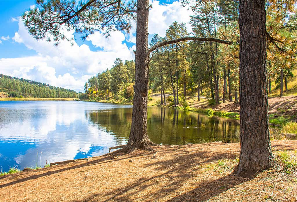 Alto Lake in Ruidoso