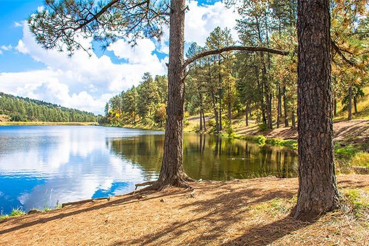 Alto Lake in Ruidoso hero