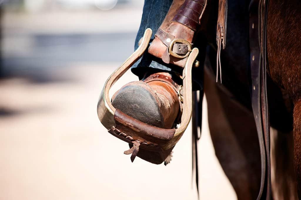 Cowboying in Ruidoso