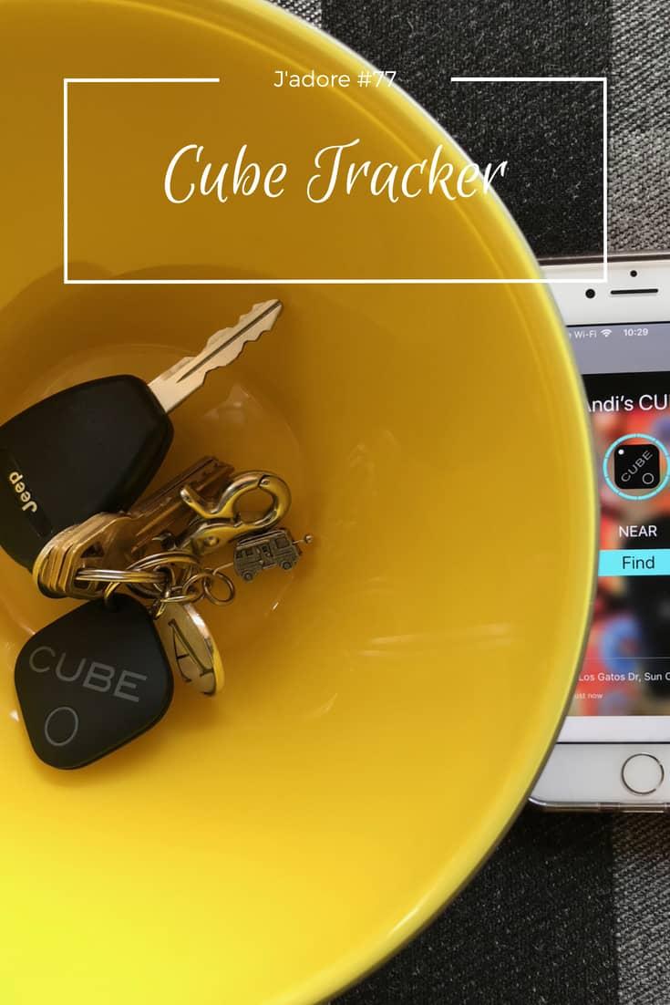 J'adore #77: Cube Tracker