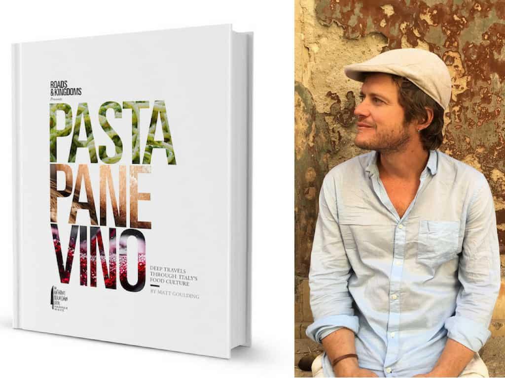 Pasta Pane Vino by Matt Goulding