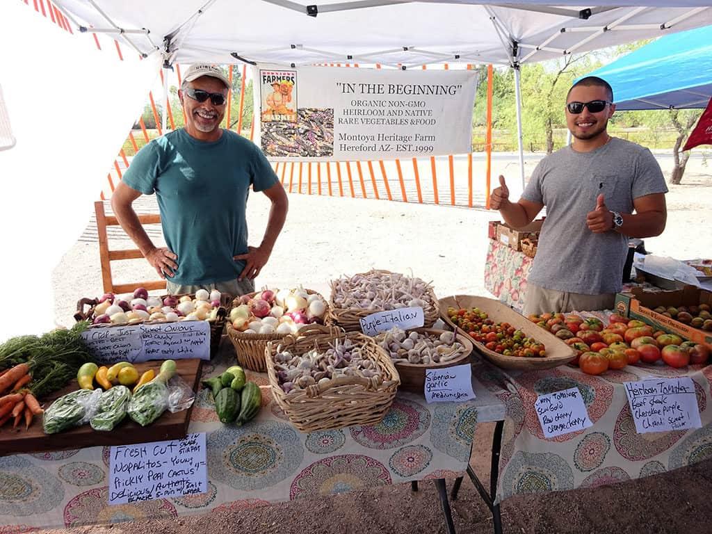 Rillito Park Farmers Market Tucson