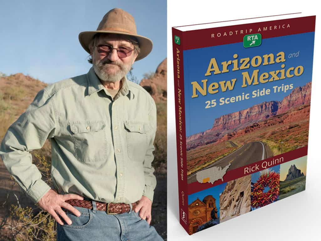 RoadTrip America Arizona and New Mexico by Rick Quinn