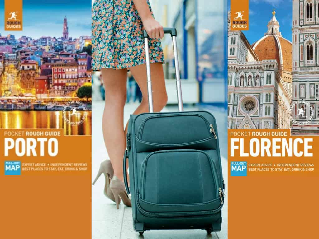 Rough Guides_ Paris, Porto & Florence