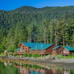 Steamboat Bay Fishing Club - Alaska Luxury Fishing