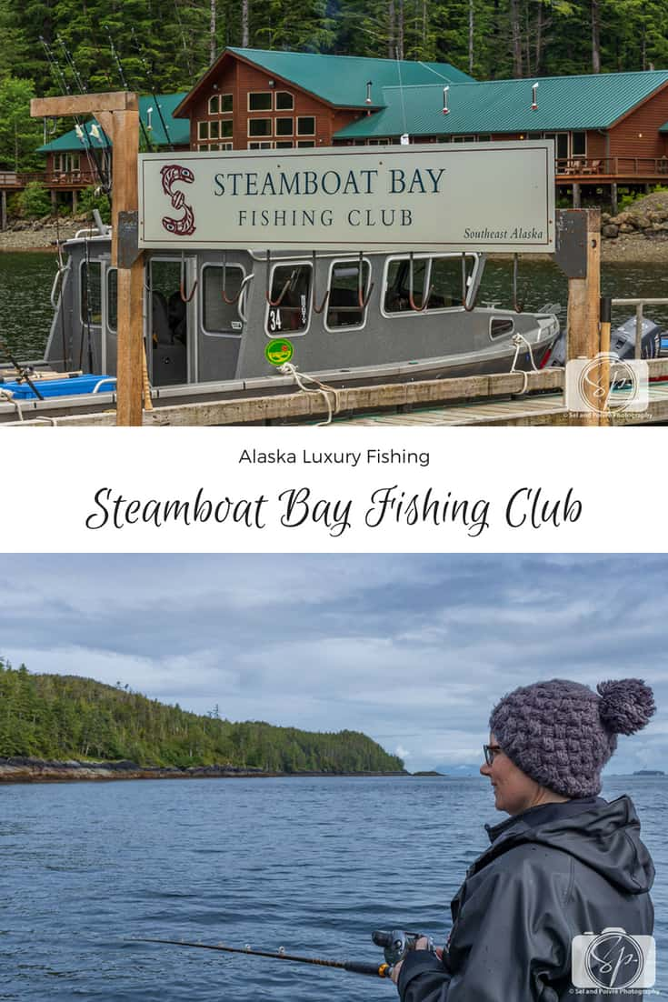 Steamboat Bay Fishing Club Southeast Alaska