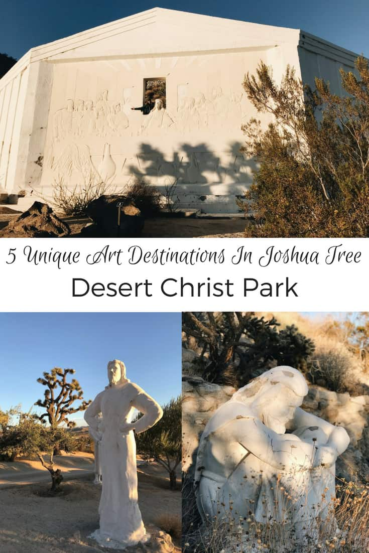 5 Unique Art Destinations In Joshua Tree