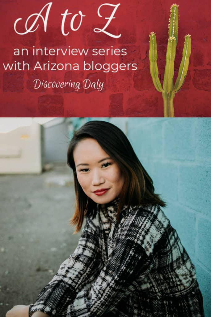 A to Z – Discovering Daly