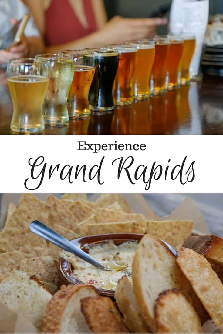 Experience Grand Rapids - Misadventures with Andi