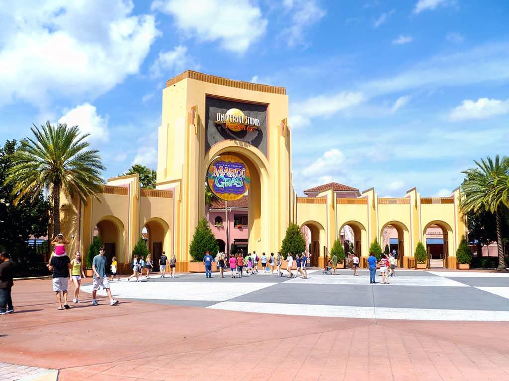 Orlando Florida Universal Studios