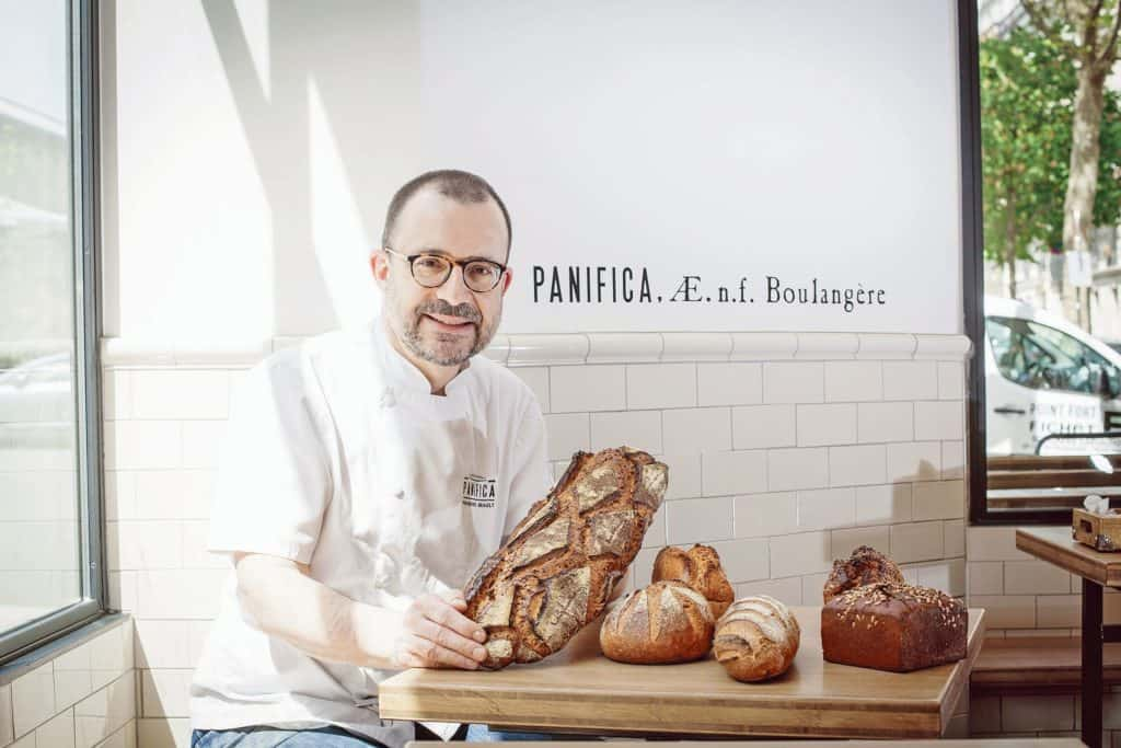 François Brault of Panifica Bakery