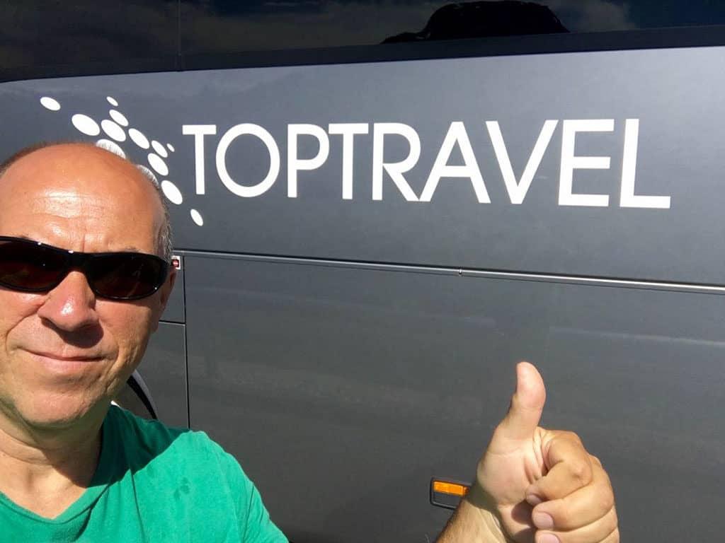 Traveler Tuesday - Charles McCool of McCool Travel_McCool, Top Travel