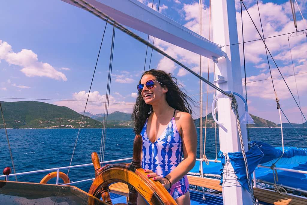 Traveler Tuesday - Nina of Where in the World is Nina_Sailing
