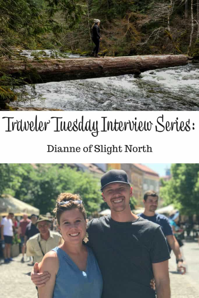 Traveler Tuesday Travel Blogger Interview with Dianne of Slight North