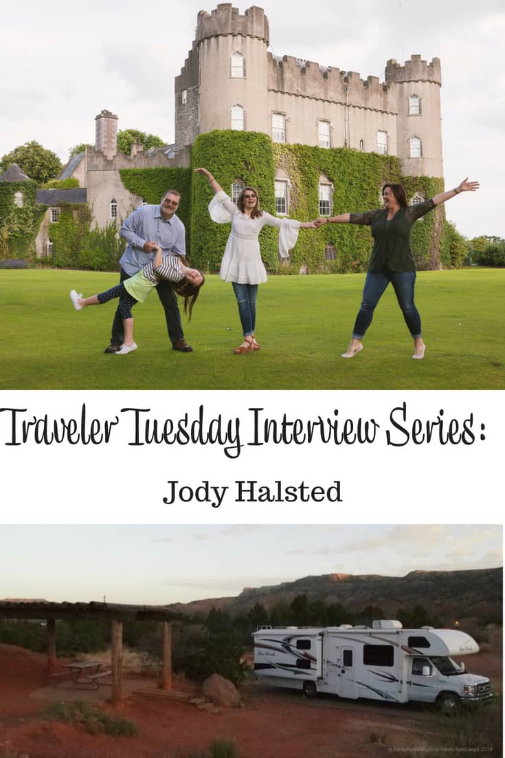 Traveler Tuesday - Jody Halsted