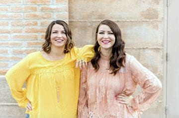 A to Z - Kelli & Kristi of Lolly Jane