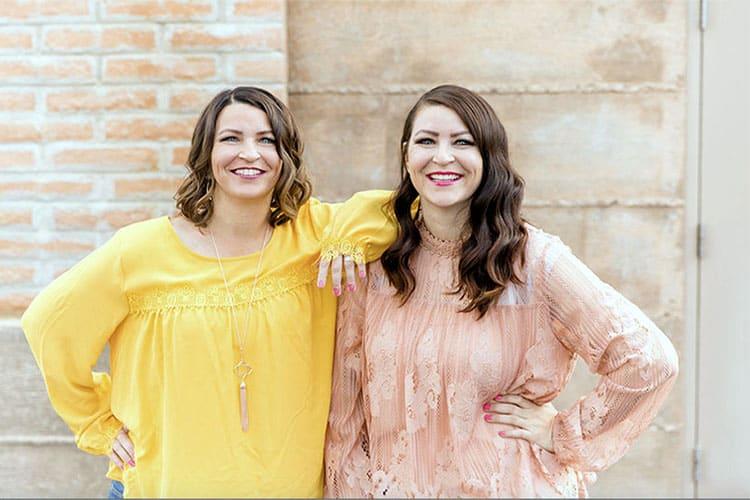 A to Z - Kelli & Kristi of Lolly Jane