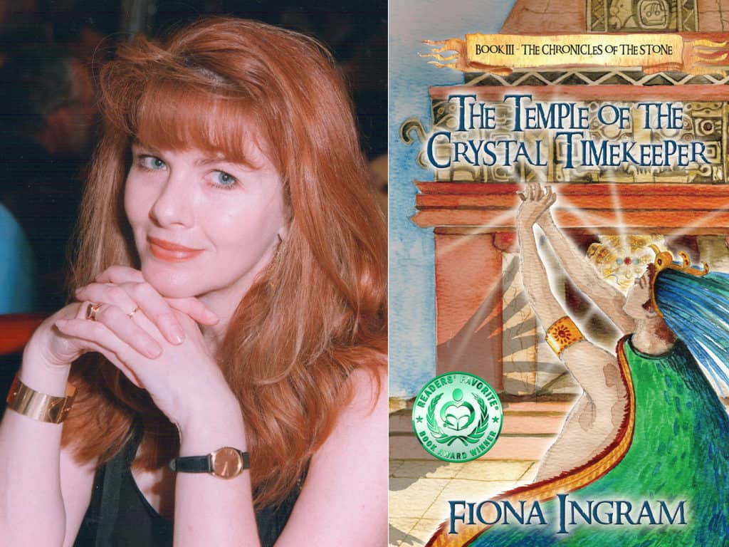 Fiona Ingram The Temple of the Crystal Timekeeper