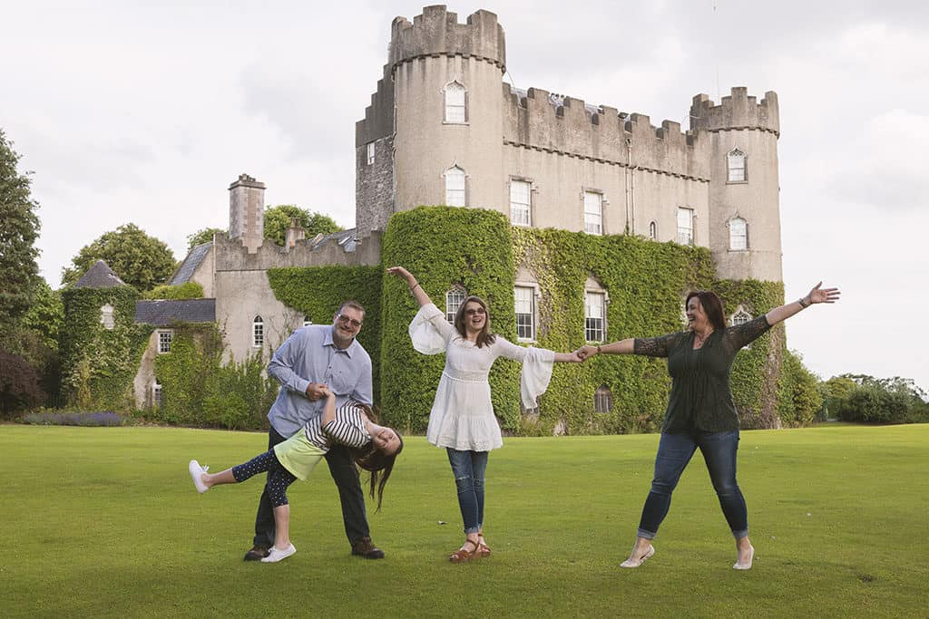 Jody Halsted Family in Ireland