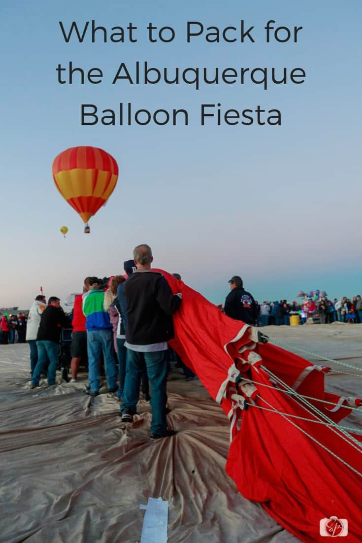 What to Pack for the Albuquerque Balloon Fiesta