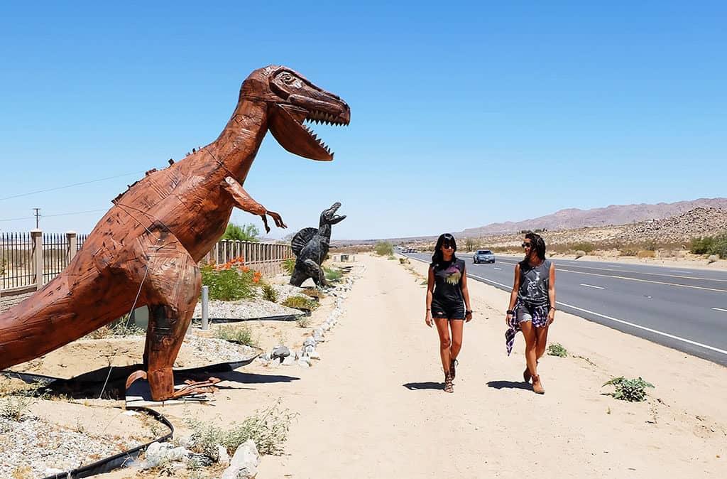 chrissi hernandez-29 palms-dinosaurs