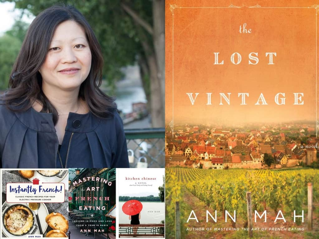 Ann Mah and her books