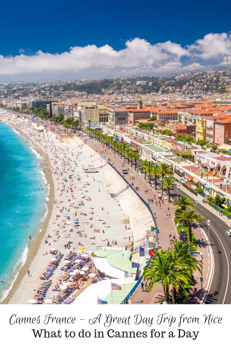 What to do in Cannes France for a Day
