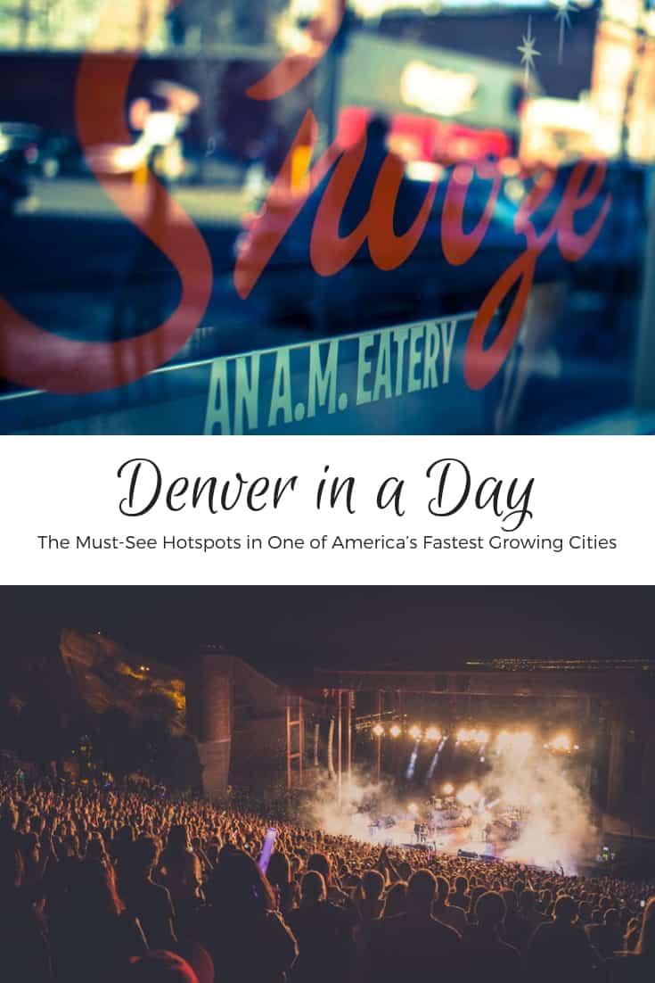 Denver in a Day
