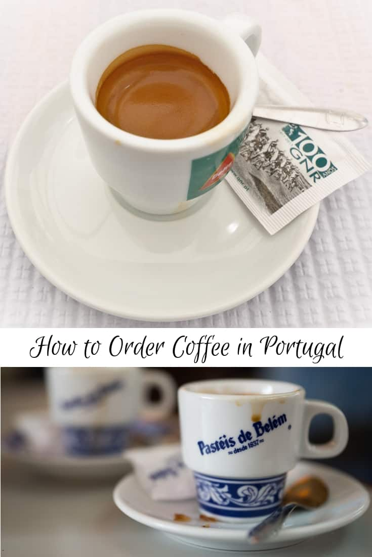 How to order a coffee in Portugal. Portugal coffee guide