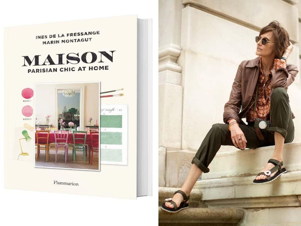 Maison - Parisian chic at home by Inès de la Fressange