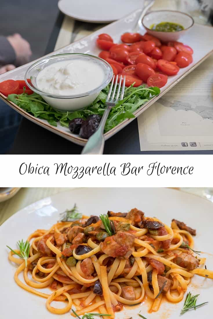 Obica Mozzarella Bar Florence