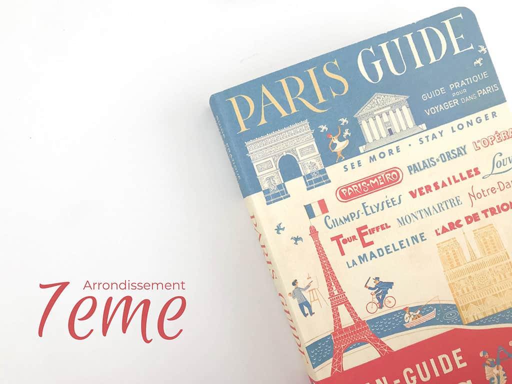 Paris Profiles – 7th Arrondissement Addresses