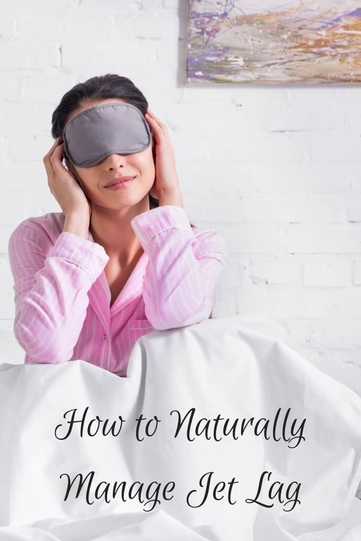 How to Naturally Manage Jet Lag