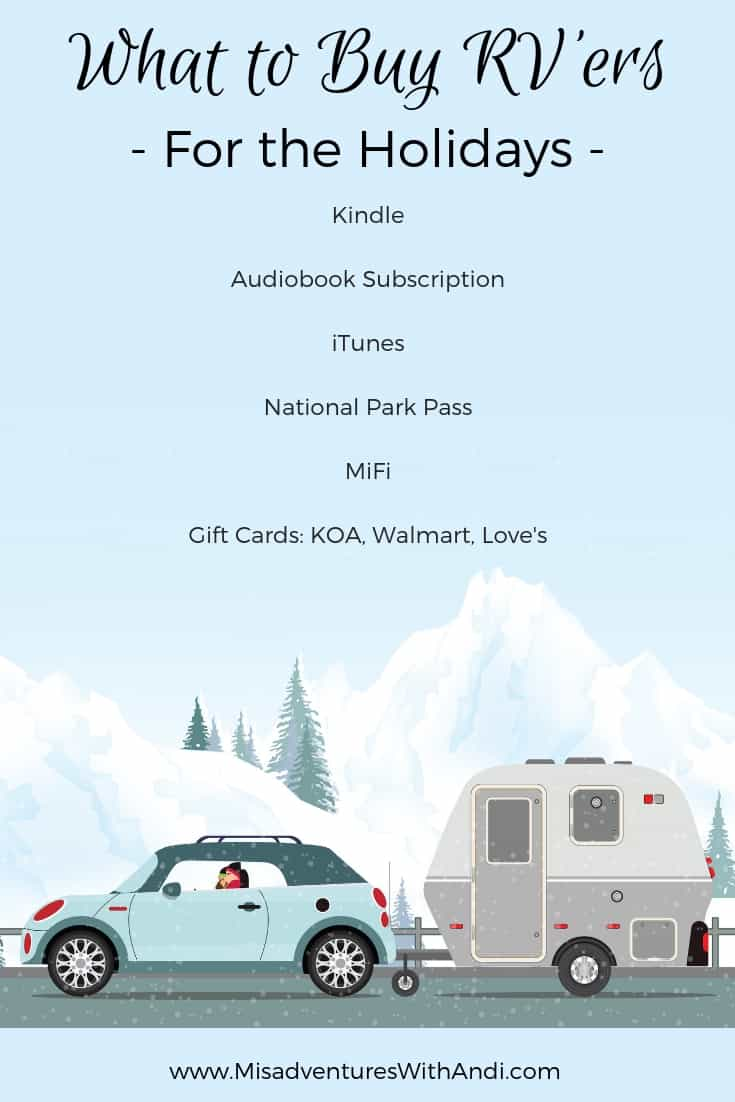What to Buy RV'ers for the Holidays